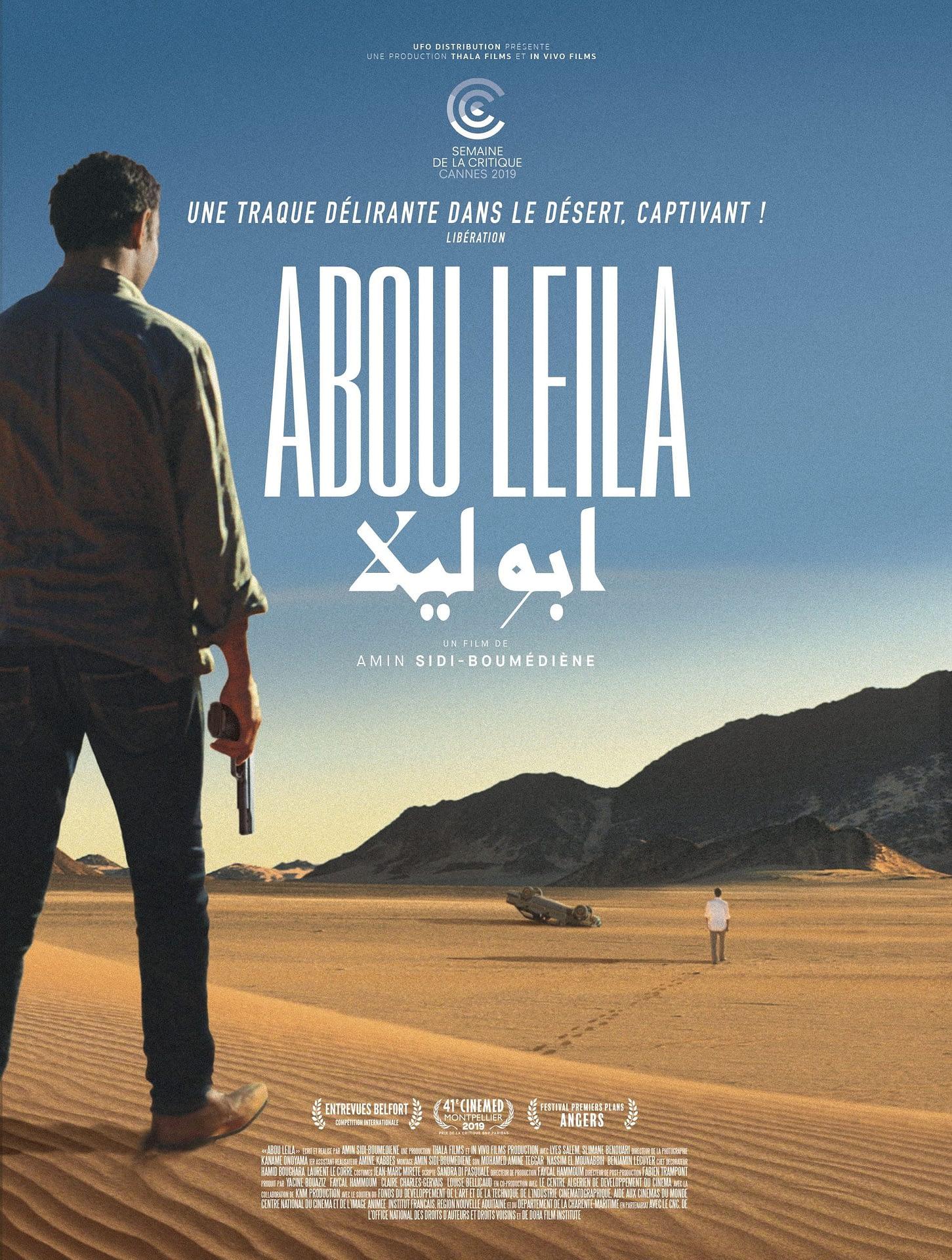 Abou Leila