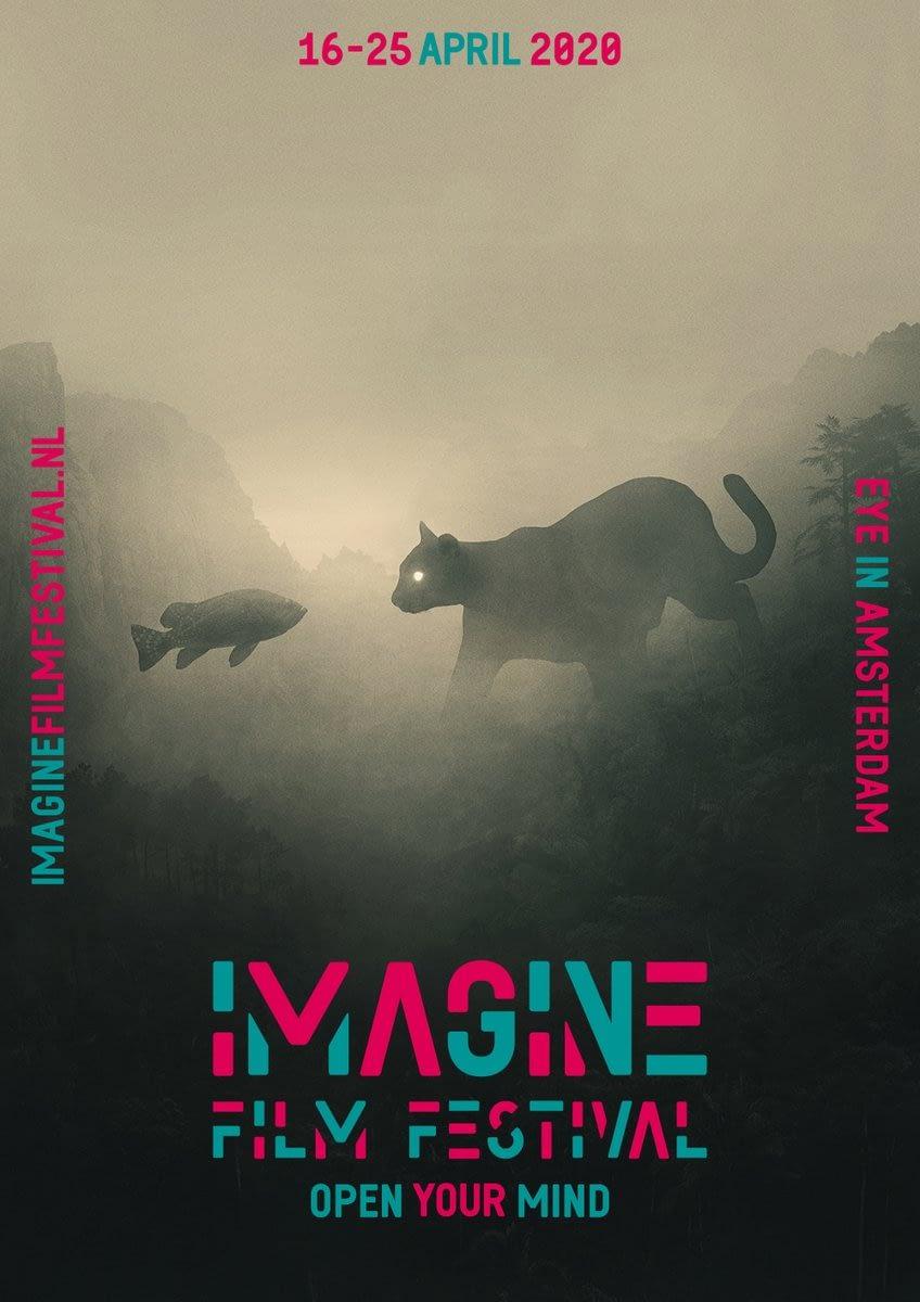 IMAGINE FILM FESTIVAL POSTER 2020