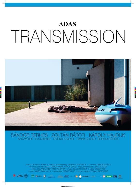 adas transmission 2009