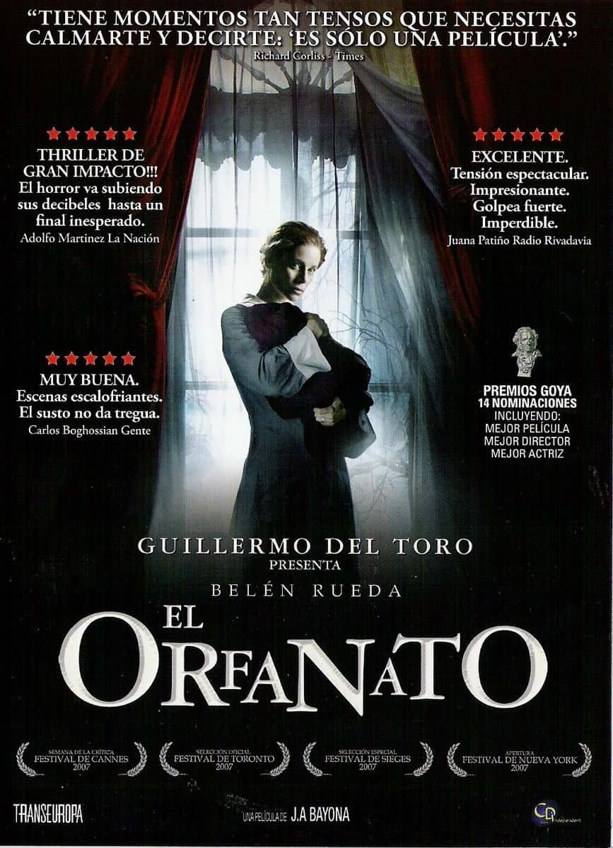 the orphanage 2007