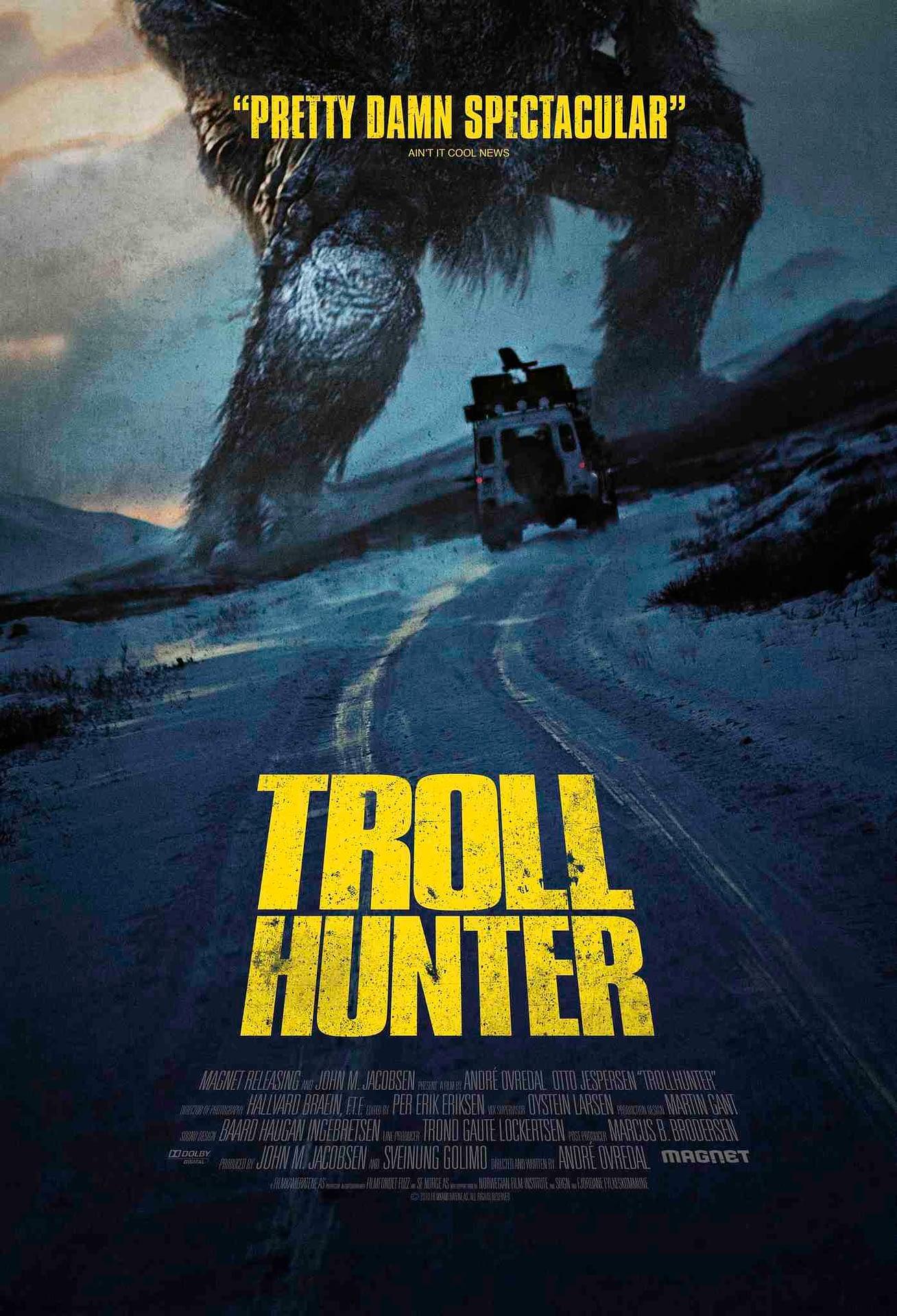 TrollHunter 2010