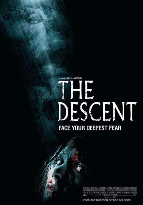 the descent 2005